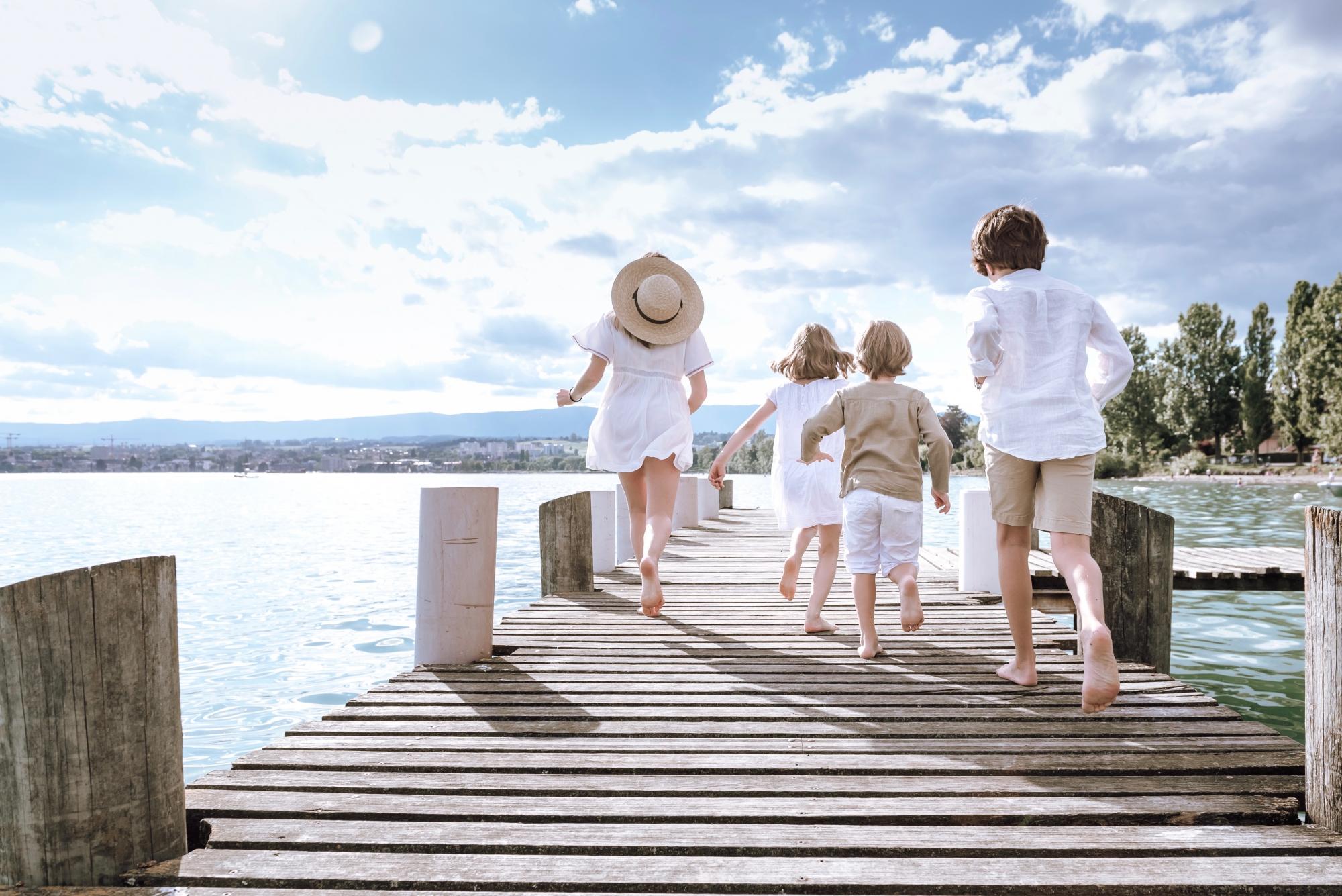 Marelle soins bio bébés et enfants lac
